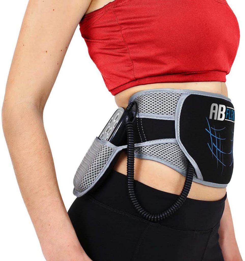 ABflex ceinture electrostimulation test